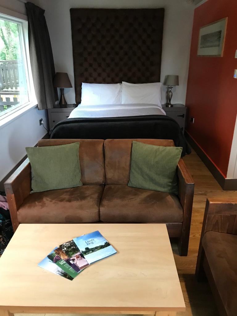 Bedroom, Lusty Beg Island
