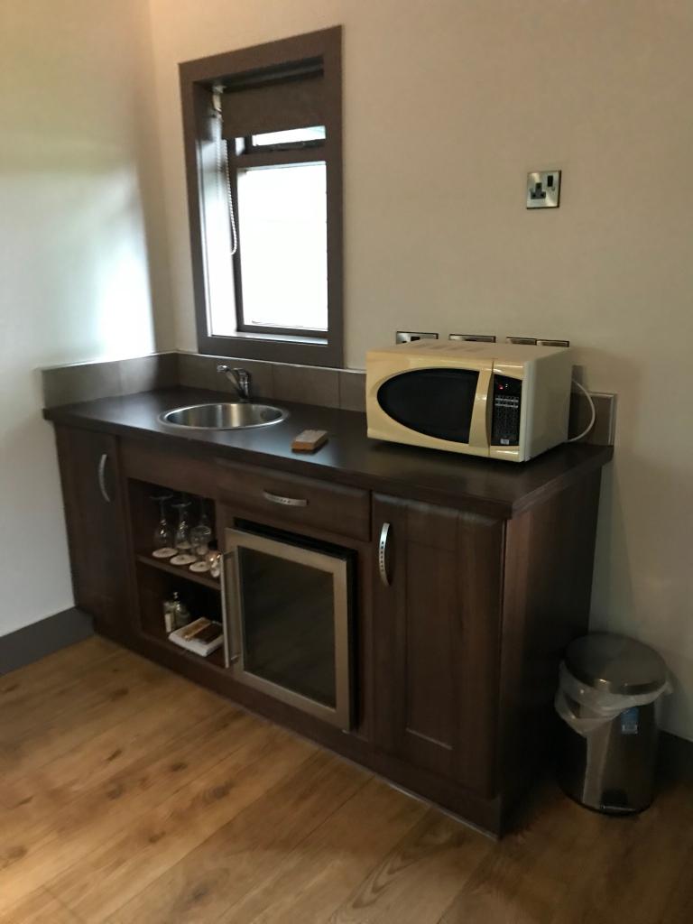 Kitchen Facilities, Lusty Beg Island