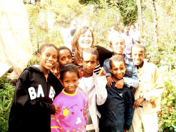 Working with Orphans in Ethiopia